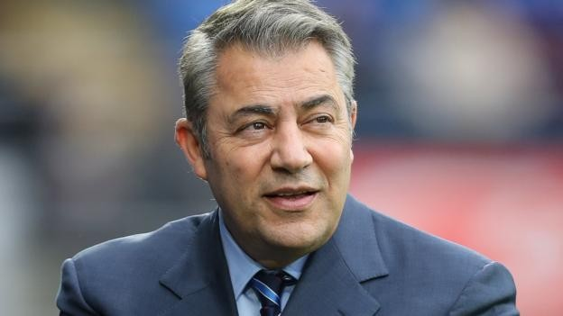 Mehmet Dalman: Cardiff City chairman in takeover talks at Charlton