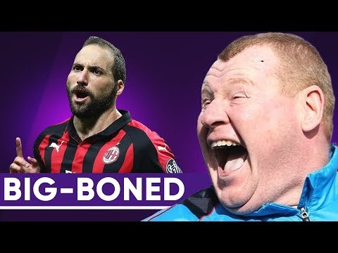 TOP 10 OVERWEIGHT FOOTBALLERS. PLAYERS, WHO HAD PROBLEMS WITH EXTRA POUNDS - GOAL24