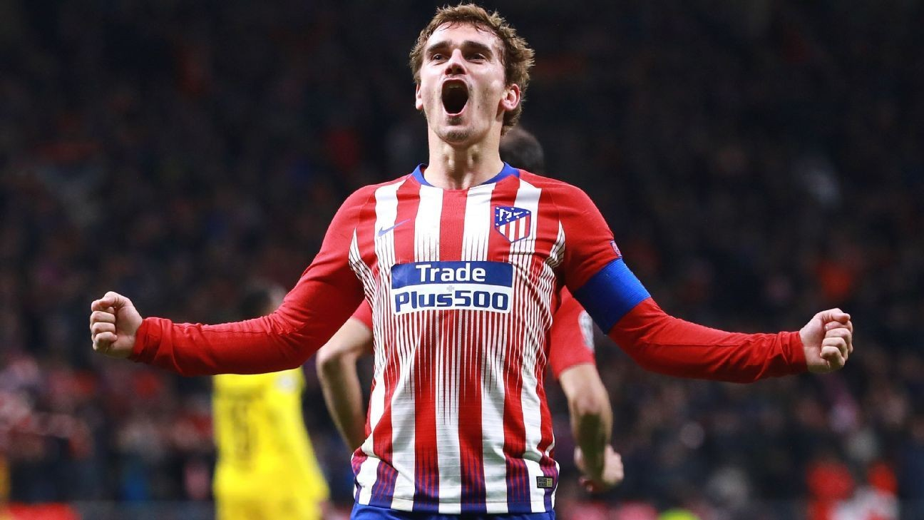 Griezmann to sign with Barca, says Atleti CEO