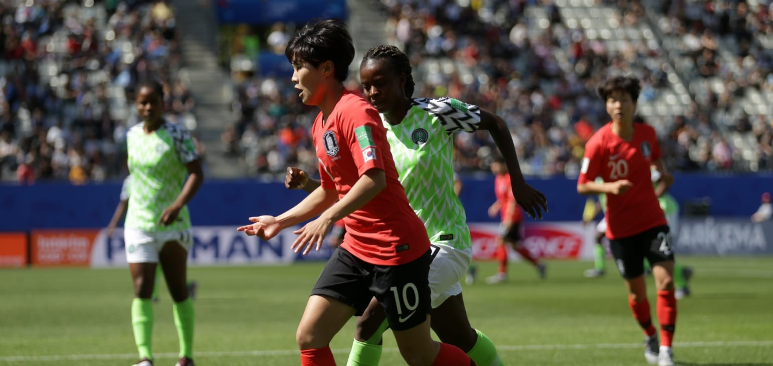 Group A: Nigeria 2-0 Korea Republic