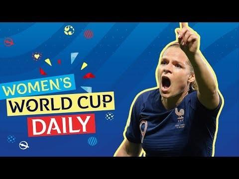 Le Sommer rescues Les Bleus | Women's World Cup Daily
