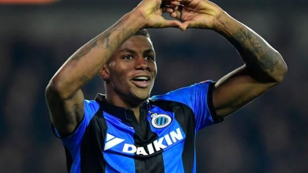 Aston Villa sign Wesley from Club Brugge for club record fee