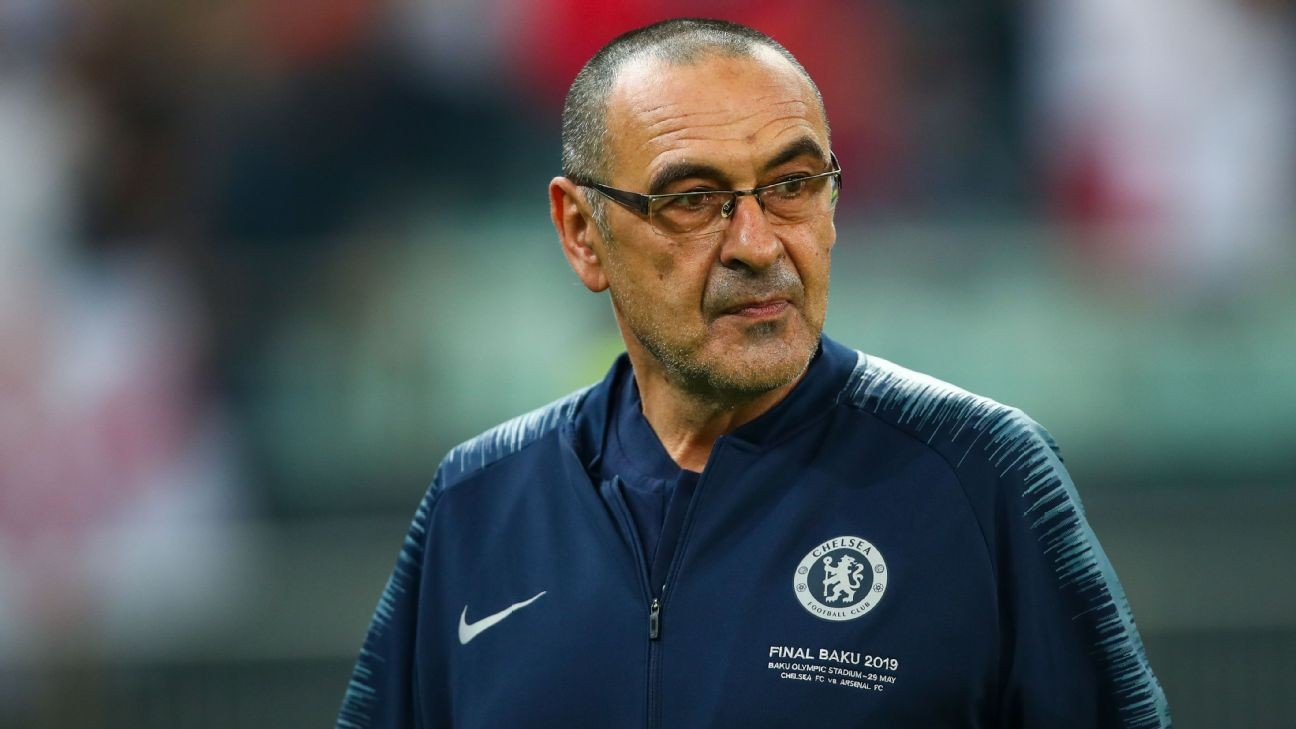 Sources: Sarri to leave Chelsea for Juventus