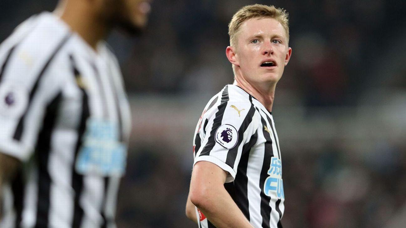 Sources: United still keen on Newcastle's Longstaff