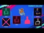 Teammate Challenge: Gorosabel vs Diego Llorente
