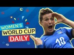 Girelli hat-trick sees Italy through to the knockouts | Women's World Cup Daily