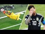 BEST FREE KICK SAVES IN FOOTBALL ● HEROIC GOALKEEPERS SAVES - GOAL24