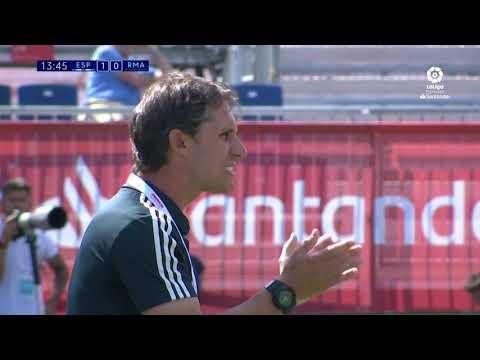 Semifinales: Resumen de RCD Espanyol vs Real Madrid (1-2)