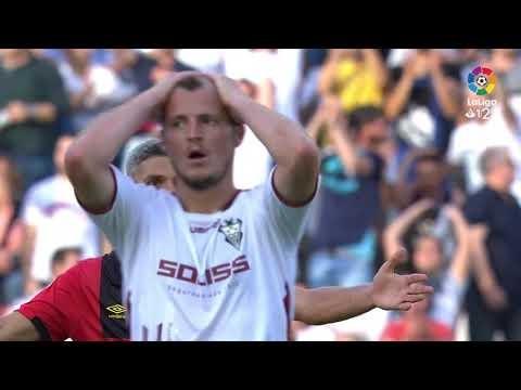 Resumen de Albacete BP vs RCD Mallorca (1-0)