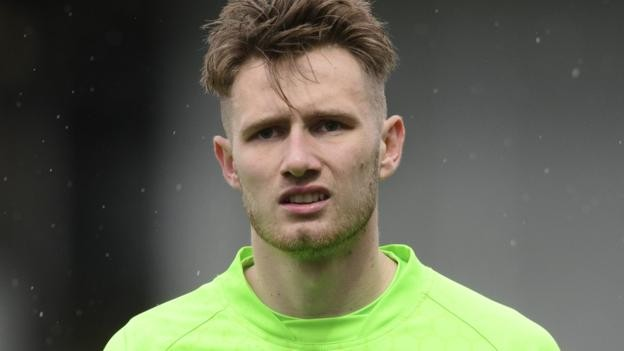 Brad Collins: Barnsley sign Chelsea goalkeeper on four-year deal