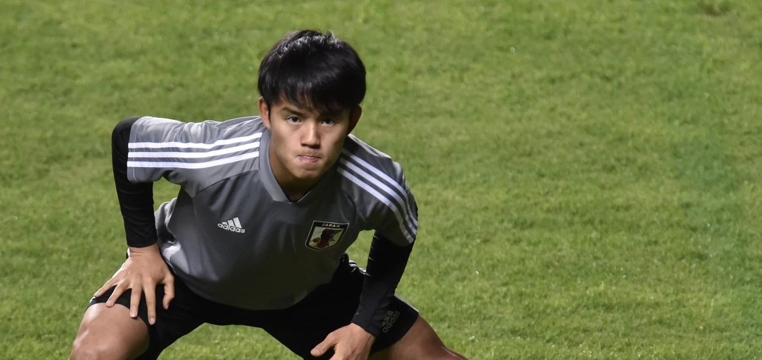 Moriyasu mulls Kubo recall for Copa decider
