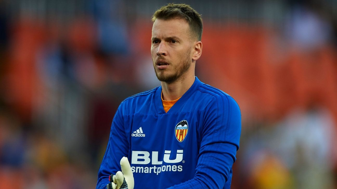 Barca sign Neto, include ¬200m buyout clause