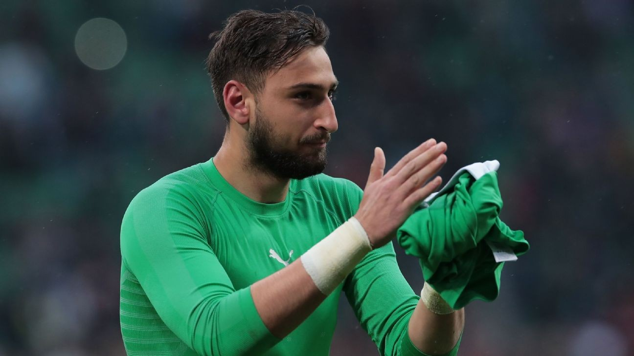 Sources: PSG in talks over Donnarumma deal