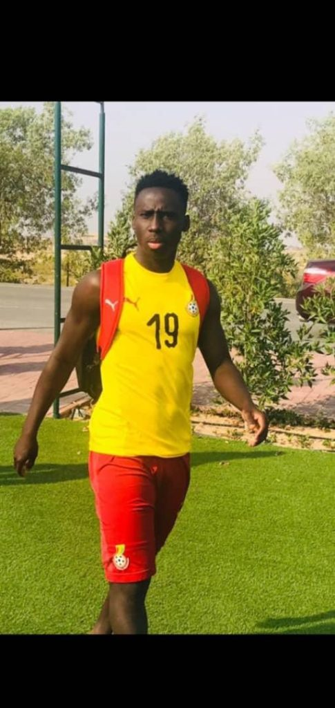 SWAG boss Kwabena Yeboah raves about Samuel Owusu, tips Čukarički star to be Ghana's new sensation at AFCON 2019