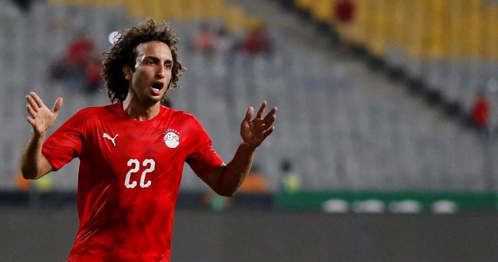 2019 Africa Cup of Nations: Salah instrumental in Amr Wada's recall