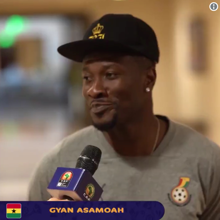 2019 Africa Cup of Nations - Asamoah Gyan: We did not deserve early exit