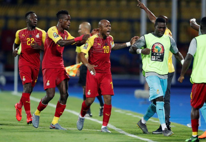 PHOTOS: 2019 Africa Cup of Nations - Benin hold Ghana in AFCON Group F opener