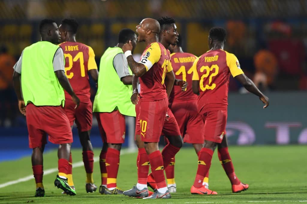 2019 Africa Cup of Nations: Ghana held by Benin after John Boye sees red