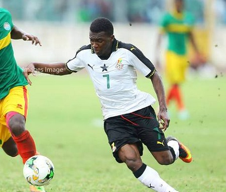 2019 Africa Cup of Nations: Thomas Agyepong yearning for AFCON experience