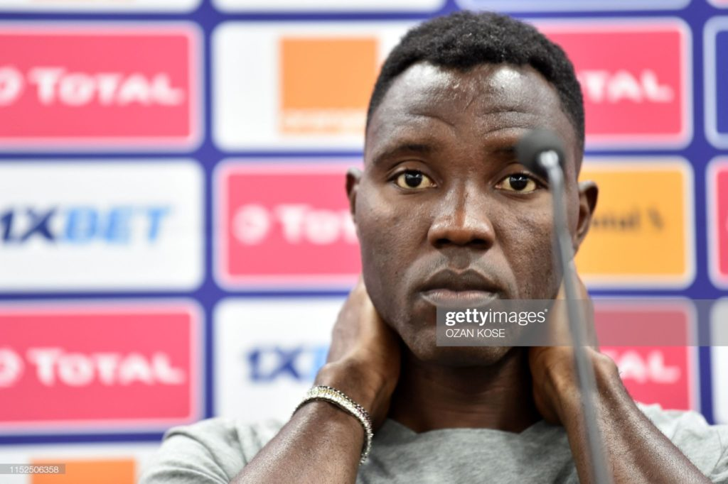 2019 Africa Cup of Nations: Kwesi Appiah defends Kwadwo Asamoah over poor display against Cameroon