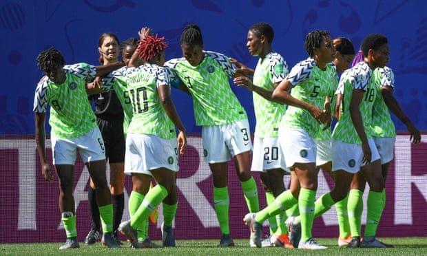 FIFA Women's World Cup: Nigeria grab Africa's first win after beating South Korea