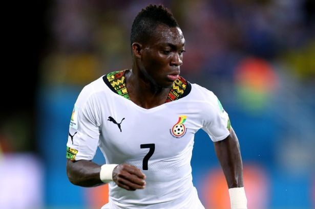 VIDEO: Winger Christian Atsu talks about Ghana's AFCON chances, 2015 final defeat and Newcastle United