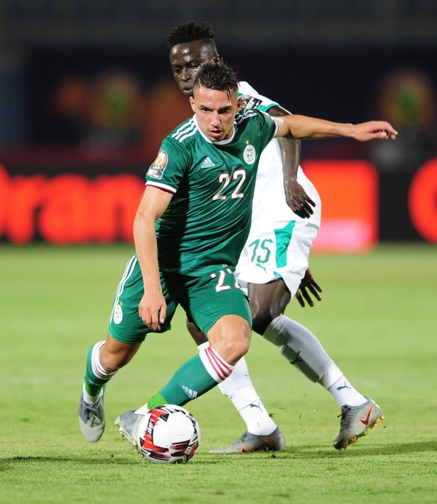 VIDEO: Senegal 0-1 Algeria- 2019 Africa Cup of Nations highlights