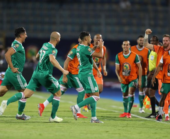 Match Report: Algeria pip favourites Senegal 1-0 to book early last 16 spot