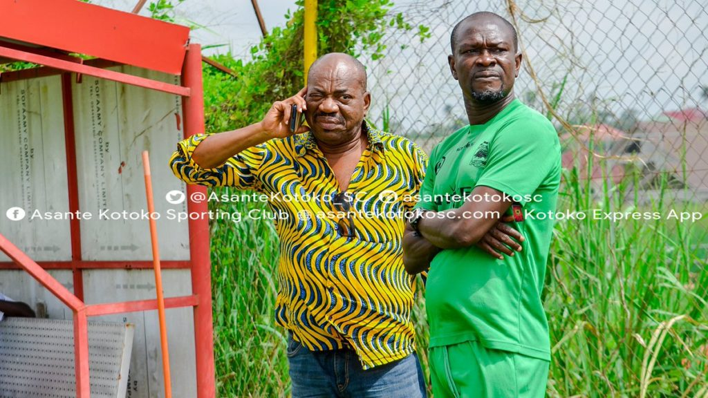 I didn't influence the decision on CK Akonnor's sacking at Kotoko- George Amoako
