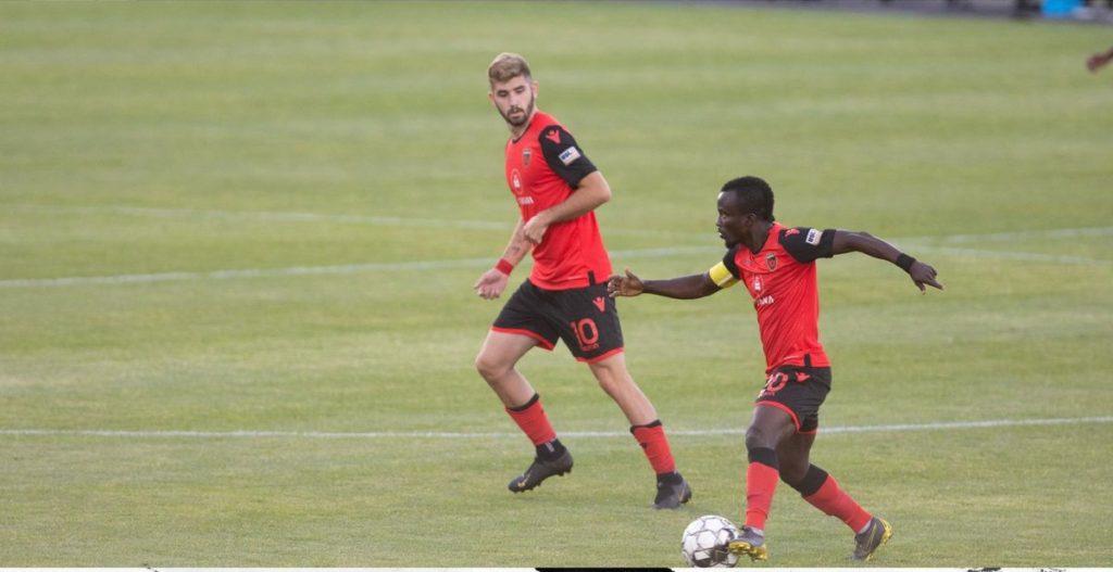 VIDEO: Solomon Asante tallies double digits with BRACE for Phoenix Rising FC in USL