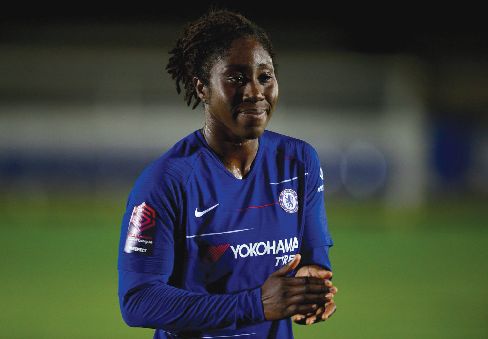 Asante believes Women's World Cup will inspire a new generation of players