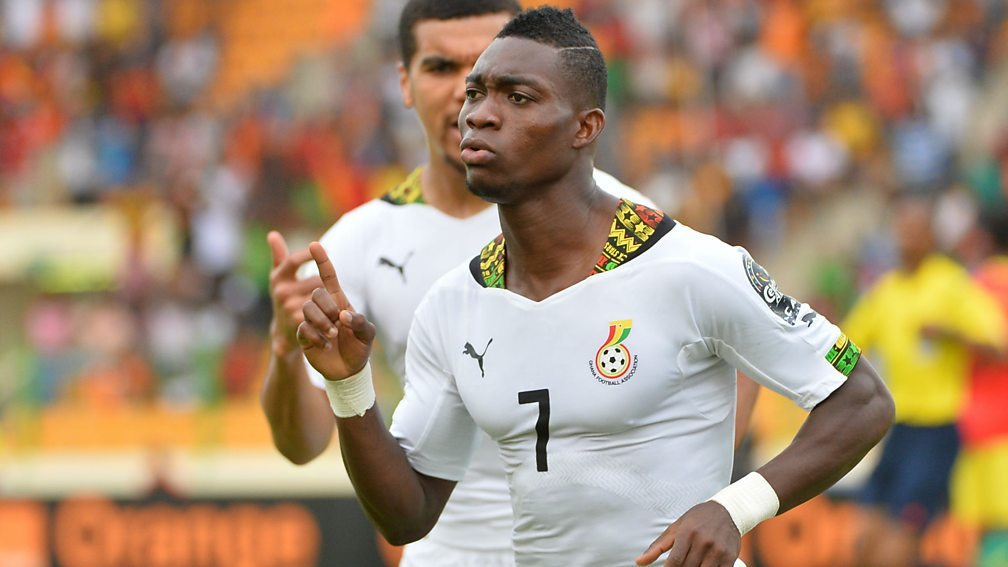 Christian Atsu insists Ghana must win 2019 AFCON to repay 'suffering' fans