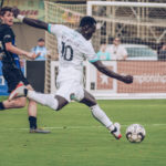 VIDEO: On-loan Francis Atuahene scores- a stunner-debut goal for Austin Bold FC in USL