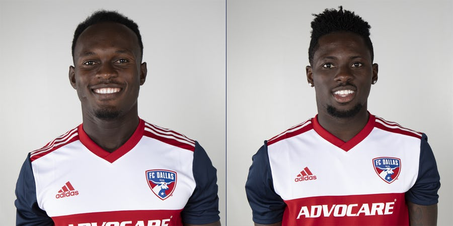 FC Dallas loan Ghanaian Francis Atuahene and Ema Twumasi to USL side Austin Bold- report