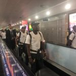 VIDEO: Black Stars touch down in Egypt ahead of AFCON 2019 opener