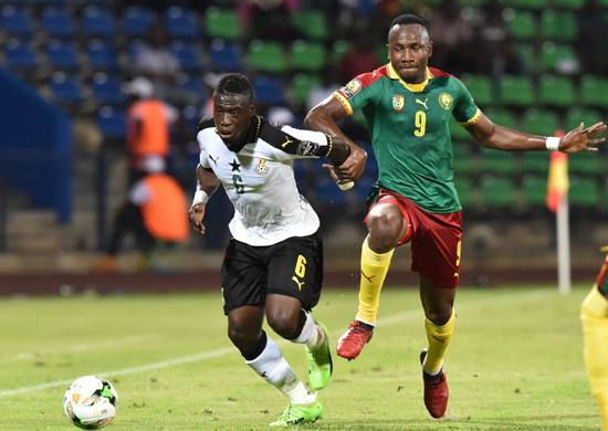 Re-LIVE: Cameroon 0-0 Ghana (2019 AFCON)