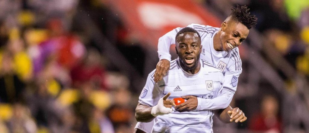 Latif Blessing shines as LAFC eliminate Real Salt Lake in US Open Cup