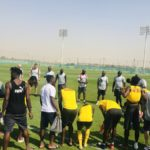 VIDEO: Black Stars get pool training as 2019 Africa Cup of Nations draws close