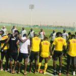 VIDEO: Ghana hold first official training in Ismailia ahead of Benin opener at 2019 AFCON