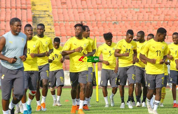 Richmond Boakye Yiadom send well wishes to Black Stars ahead of AFCON