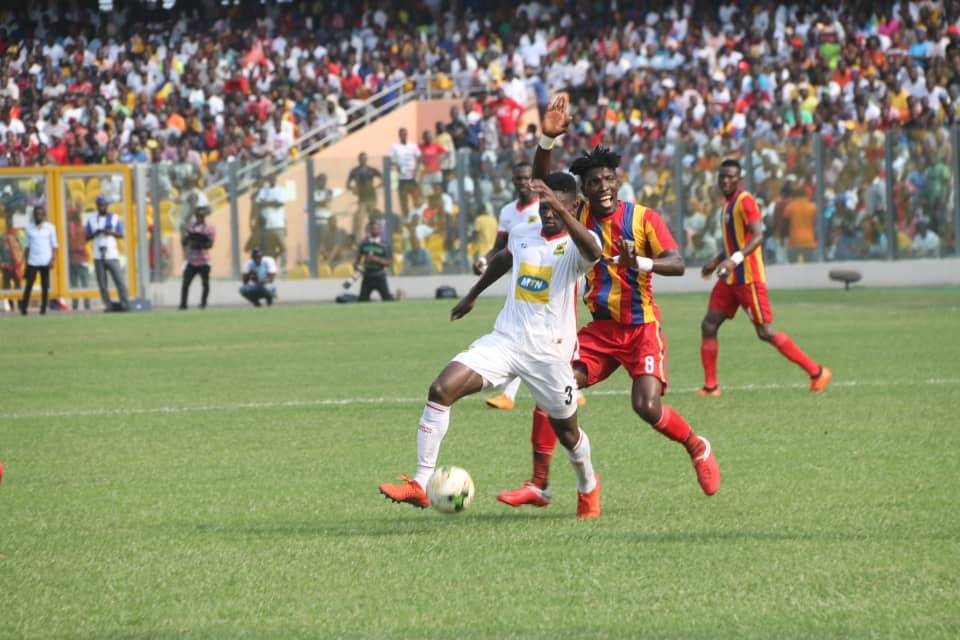 VIDEO: Watch Asante Kotoko's penalty shootout victory over Hearts of Oak