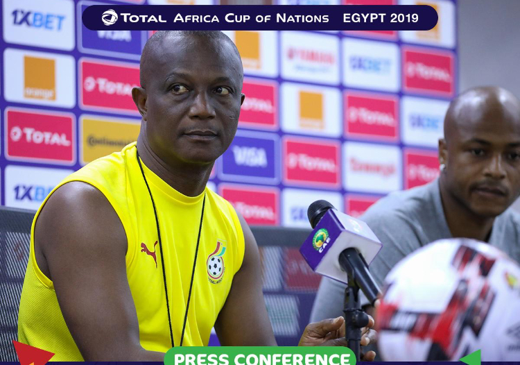 2019 Africa Cup of Nations:  Selection headache for Kwasi Appiah as Ghana takes on Benin today