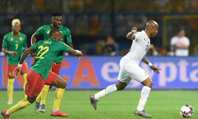 VIDEO: Cameroon 0-0 Ghana- 2019 Africa Cup of Nations highlights