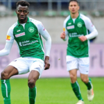 VIDEO: Crocked St.Gallen defender Musah Nuhu making positive progress after serious KNEE injury