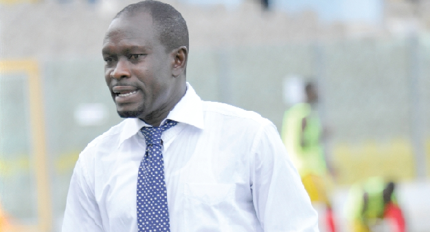 Special Competition: Kotoko coach C.K Akonnor eyes champions League football ahead of Hearts clash