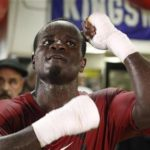 Boxer Joshua Clottey arrested for assaulting Ghanaian footballer