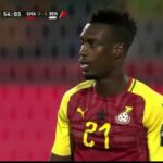 2019 Africa Cup of Nations: John Boye gets unenviable record of first Afcon 2019 red card