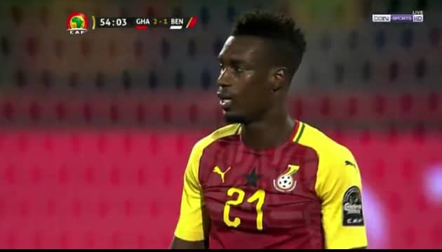 2019 Africa Cup of Nations: Social media reaction after John Boye sees red in Ghana draw