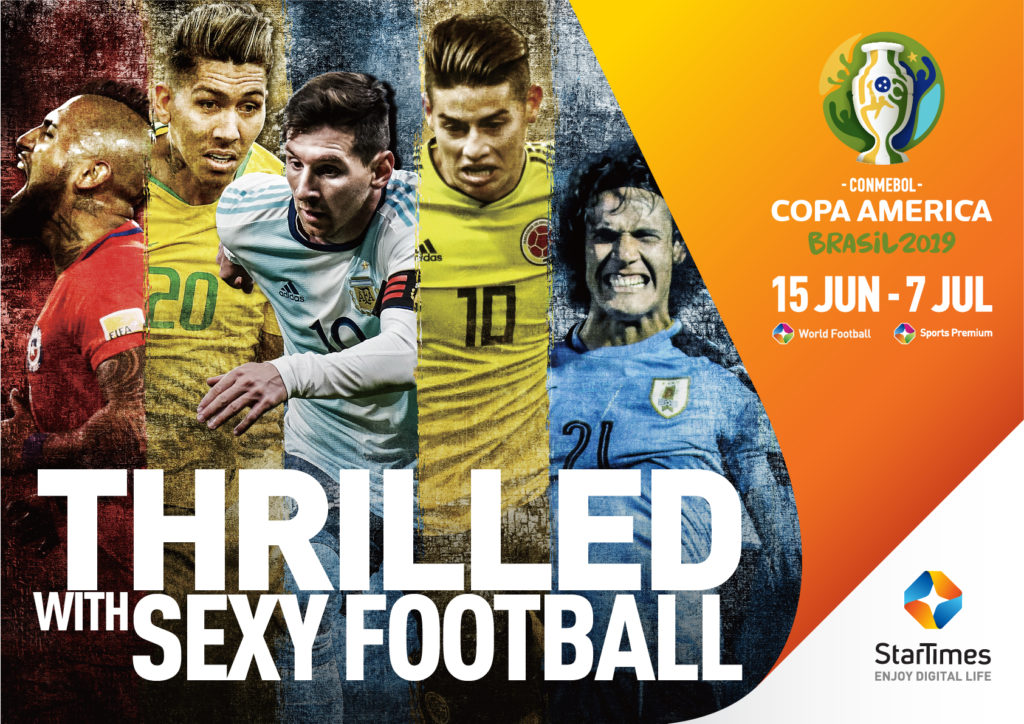 Copa America on StarTimes: Favourites struggle at Copa