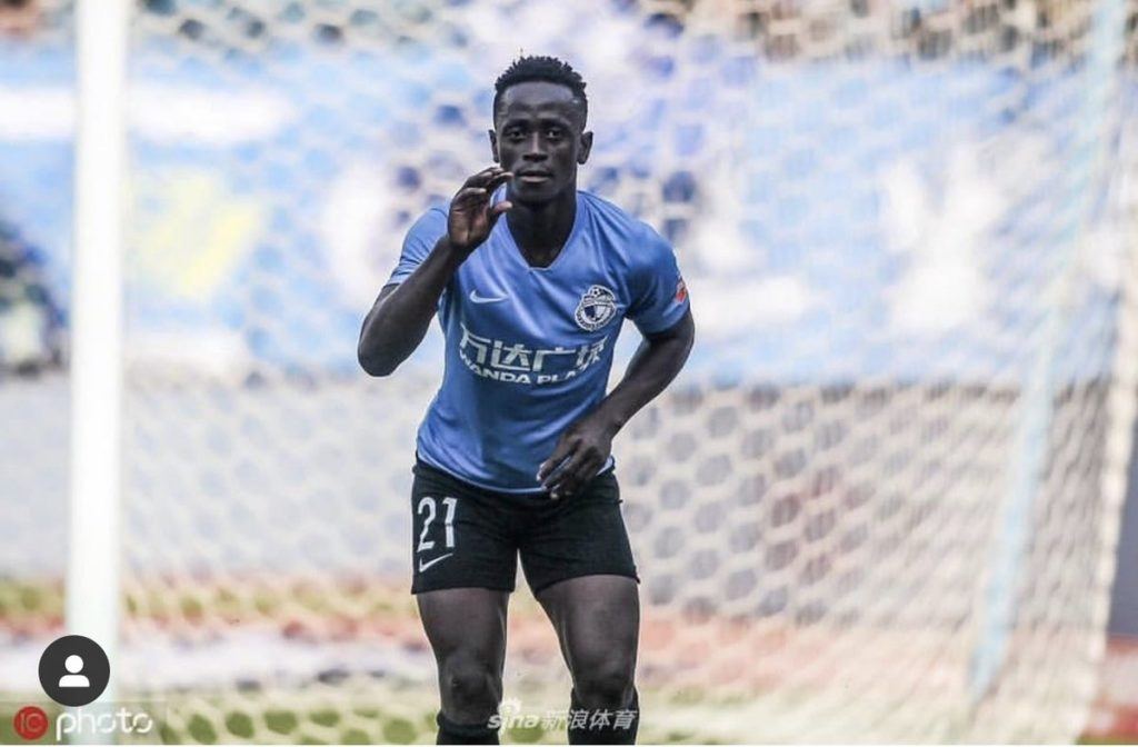 Emmanuel Boateng scores brace as Dalian Yifang were held at home in CSL
